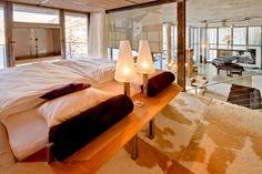 The Heinz Julen Loft in Zermatt, Switzerland | HomeDSGN, a daily source for inspiration and fresh ideas on interior design and home decoration.