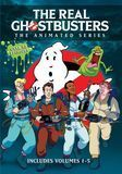 The Real Ghostbusters: Volumes 1-5 - With Movie Reward [5 Discs] [DVD], 47949