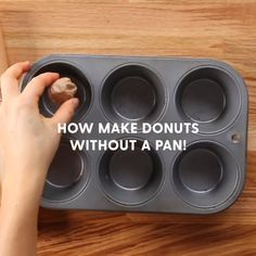 Healthy Chocolate Donuts Made With Sweet Potato - Paleo chocolate donuts! If you don't have a donut pan- no worries, try this easy method using a - Donut Recipes, Paleo Recipes, Baking Recipes, Sweets Recipes, Pumpkin Recipes, Chocolate Donuts, Healthy Chocolate, Chocolate Glaze, Paleo Sweet Potato