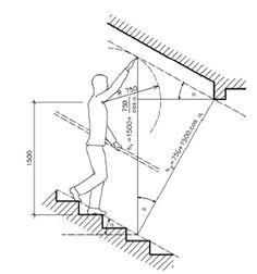 Formula blondel medidas pinterest escalera for Formula escalera