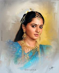 Beautiful Bollywood Actress, Most Beautiful Indian Actress, Beauty Full Girl, Beauty Women, Indian Women Painting, Anushka Photos, Actress Anushka, Indian Celebrities, South Indian Actress