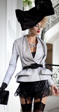 John Galliano for Christian Dior, Haute Couture 2009