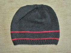 Adult knitted hat patterns | The Yarn Art Cafe: Free: Basic Adult Hat Knitting Pattern