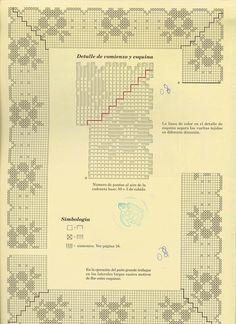 Салфетки-Muestras-y-Motivos-Especial-Panos-№14  4 cхема