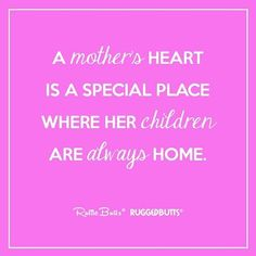 There's nothing like the heart of a mama ❤️