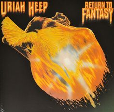 Uriah Heep, Return to Fantasy (3.78): Now, that's the Uriah Heep I remember listening to and really liking.  Up to this point on this 101 list, I'd listened to rather unheavy albums from the band, making me question my own perception when I elected to place them in this genre. Well, with this one album, they've justified their presence here. Kudos. 9/24/16