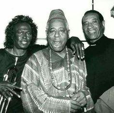 Miles Davis, Dizzy Gillespie, Max Roach