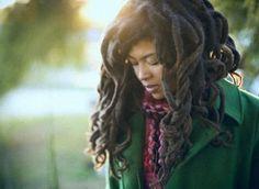 Groovin' (Locs) | Valerie June Hockett, known as Valerie June, is an American singer, songwriter, and multi-instrumentalist from Memphis, Tennessee.