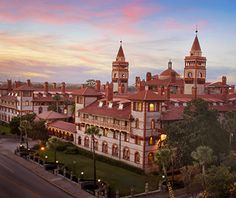 "Voters agree that St. Augustine boasts impressive architecture and a vibrant ""Floribbean"" food scene."