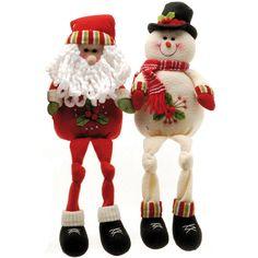 Christmas Shop Plush Festive Shelf Fireplace Sitter Figures | Дом и сад, Сезонные и праздничные предметы украшения, Рождество и зимние праздники | eBay!