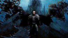 Luke Evans as Dracula! ♥