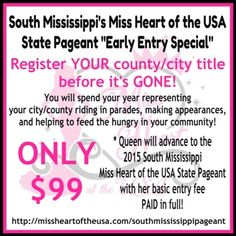 South Miss State Pageant Please put Brianna Baldwin in the who sent you box!