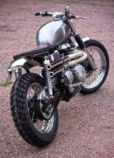 Triumph Scrambler, Dominator Scrambler, Scrambler Custom, Triumph Motorcycles, Custom Motorcycles, Custom Bikes, Triumph Bonneville, Tracker Motorcycle, Scrambler Motorcycle