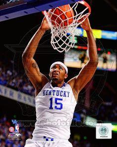 Kentucky Wildcats  - DeMarcus Cousins Photo