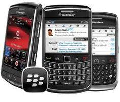 Custom Blackberry Application Development Company from @AppsChopper