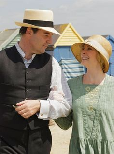 Trouble In Paradise - Downton Abbey Christmas Special 2013 - Woman And Home