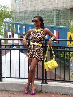#fashion #blogger #womensfashion  Wild Thang by Davida Janae | A Personal Style and Fashion Blog