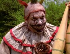 Twisty The Clown - I weirdly love him. In an oh my god he creeps me the hell out kind of way.