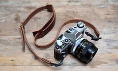 this camera strap! swoon. | Wood | Documents of experiments, style and craft.