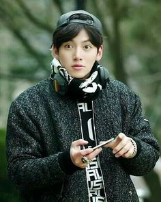 Ji Chang Wook under disguise as a reckless teen in Healer. Ji Chang Wook 2017, Ji Chang Wook Healer, Korean Celebrities, Korean Actors, Healer Korean, Healer Kdrama, Ji Chang Wook Photoshoot, Ji Chan Wook, Dramas