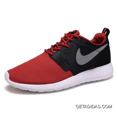 buy popular 19e5a bf940 The Mens Nike Roshe Run Hyp Qs Black Red Shoes TopDeals, Price: $78.24 -  Adidas Shoes,Adidas Nmd,Superstar,Originals