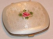 vintage vanity and fashion accessories vintage fine enamel powder com