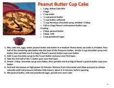 Peanut Butter Cup Cake. The very best: products, fundraisers, career. Everyone Loves Tupperware! http://selfmade.life  #tuplove