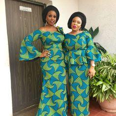 African Fashion Ankara, Latest African Fashion Dresses, African Dresses For Women, African Print Fashion, Africa Fashion, African Wear, African Women, African Style, African Print Dress Designs