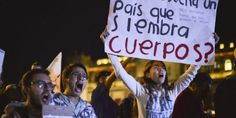 Aprobaron ley contra desaparición forzada de personas en México