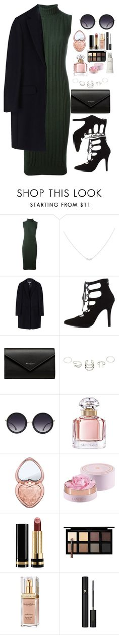 """Be great."" by krys-imvu ❤ liked on Polyvore featuring Maison Margiela, Accessorize, MSGM, Charlotte Russe, Balenciaga, Alice + Olivia, Guerlain, Too Faced Cosmetics, Lancôme and Gucci"