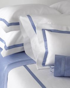 Mayfair bedding collection by Matouk