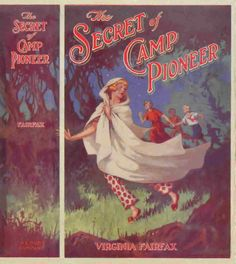 Girl Scouts Mystery Series Cover Art Gallery