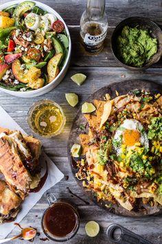 Leftover Summer BBQ Recipes 3 Ways   halfbakedharvest.com @hbharvest