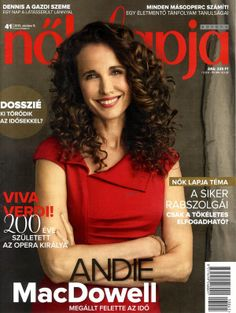 Andie Macdowell, Lany, Opi