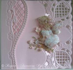 Marianne Creatables Design Die Handmade Card