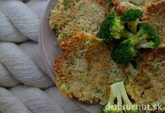 Super placky (nie len) pre deti z brokolice