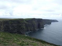 The Cliffs Of Moher - Ireland - 14 Aug 2006