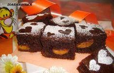 Co tak si obohatit klasický perník o ovoce? Meruňky jsou skvělou volbou. Svěží klasika. Mňam! Czech Recipes, Kiwi, Food And Drink, Treats, Sweet, Cakes, Sweet Like Candy, Candy, Goodies