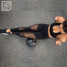 16521d2ba7 Look for the lowest price High Waist Black Mesh Patchwork Leggings Sport  Pants Elastic Yoga Workout Ladies Tights Running Pants Leggings Wom.