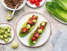 Universo dos Alimentos: Tacos com recheio de noz