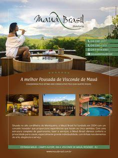 #ad #onepage #magazine #layout #hotel #vacation #holiday