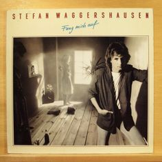 STEFAN WAGGERSHAUSEN - Fang mich auf - Vinyl LP - OIS - Rare German Disco Pop