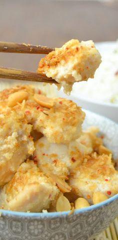 Un espectacular pollo satay. | 16 Deliciosas recetas de comida china que puedes hacer en casa