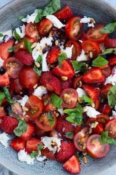 Diet Salad Recipes, Baby Food Recipes, Healthy Dinner Recipes, Vegetarian Recipes, Waldorf Salat, Vegan Meal Prep, Vegan Kitchen, Recipes From Heaven, Yummy Eats