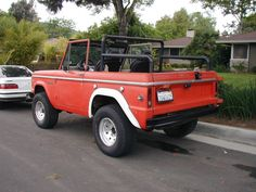 ford bronco    1969 Ford Bronco picture, exterior