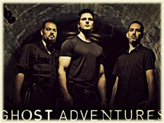 Ghost Adventures. I used to think this show was ridiculous, but the more I watch it.. The more I'm terrified. I've also been having paranormal activity in my house lately. Have to find out why.. It's making me really uneasy.