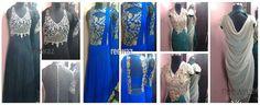 Reewaz- Designer in Delhi who can make sari gown
