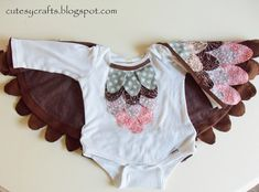 HEDWIG!!!  Cutesy Crafts: Baby Owl Costume Tutorial