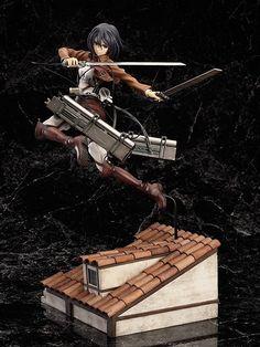 Mikasa Ackerman Figurine #SnK