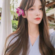 ➷ulzzang ღ girls➶ Pretty Korean Girls, Korean Beauty Girls, Cute Korean Girl, Cute Asian Girls, Asian Beauty, Cute Girls, Mode Ulzzang, Ulzzang Korean Girl, Korean Model